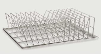 GRANULDISK Flexi  Insats för brickor och lock (GN-storlek)
