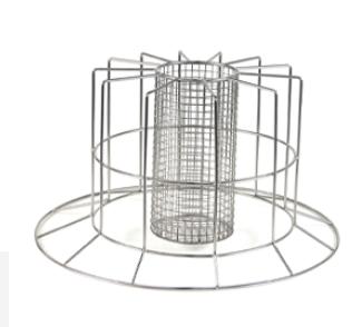 GRANULDISK Combi  Hållare för grytor och bunkar med integrerad slevhållare
