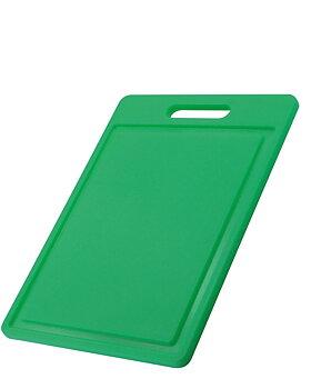 Skärbräda Grön 35 x 25 x 1,20 cm.