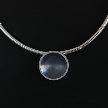 Kupa - sterling silver pendant