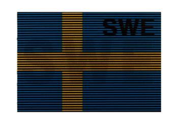 Clawgear Dual IR Patch SWE