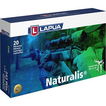 Lapua 6,5 CREEDMOOR NATURALIS 9,1 G 20-PACK