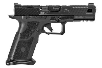 OZ9 Pistol, Standard, Black Slide, Black Barrel