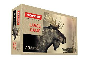 Norma 308w Oryx  10,7g/165gr