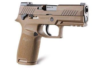 Sig Sauer P320 M18