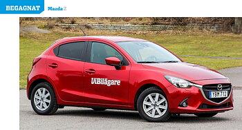 Vi Bilägare 2021/06 BEGAGNAT - Mazda 2
