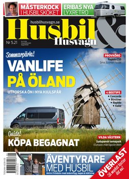 Husbil & Husvagn 5.2021