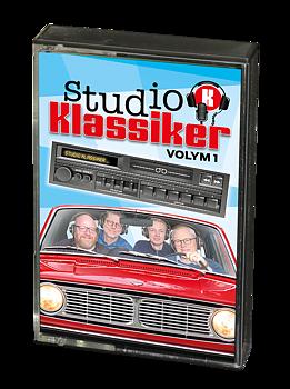Studio Klassiker på kassett
