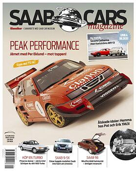 SAAB Cars Magazine #1.2021