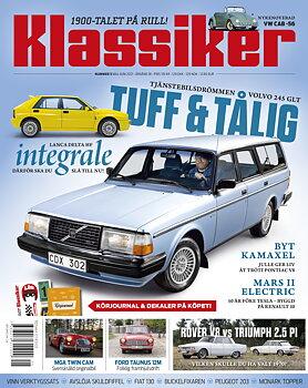 Klassiker 5.2021 - inkl Dekalark och Körjournal