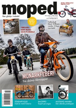 Moped 2021/03