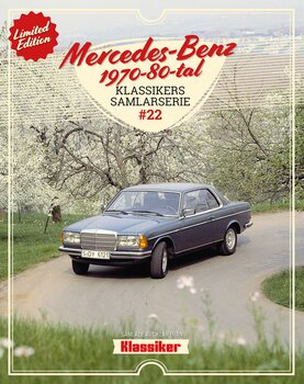 Mercedes Benz 1970-80-tal - Klassikers samlarserie #22