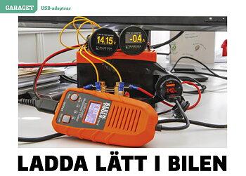 Vi Bilägare 2021-08 Garaget: USB-adaptrar