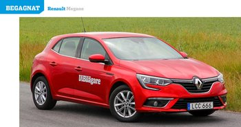 Vi Bilägare 2021/11 Begagnat: Renault Megane