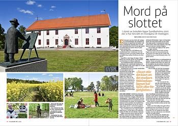 Vi Bilägare 2021/11 Resan: Sundbyholms Slott
