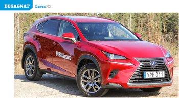 Vi Bilägare 2021/07 BEGAGNAT Lexus NX