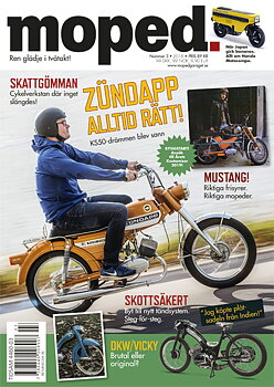 Moped 2018/3