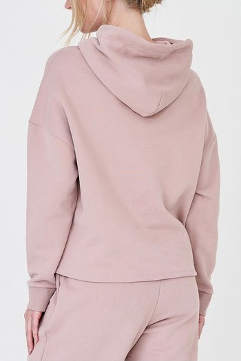 Cotton Candy - Hadley Sweatpullower Pale Rose