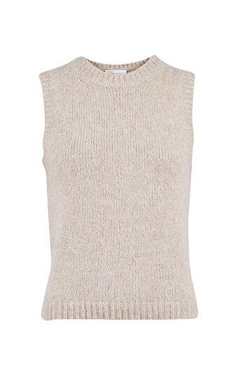 Neo Noir - Franko Knit Waistcoat