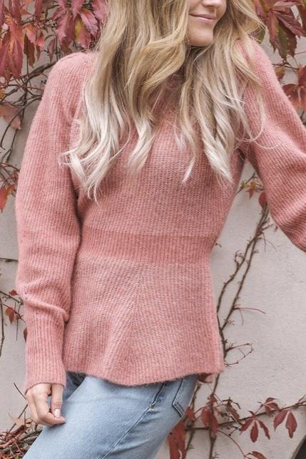 Nola Knit Blouse