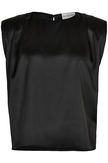 In Front - Rudi Top Black
