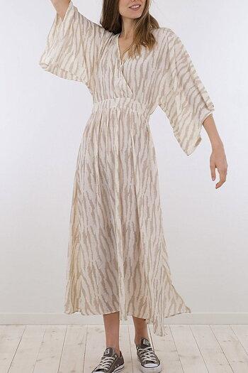 Neo Noir - Reve Shade Zebra Dress