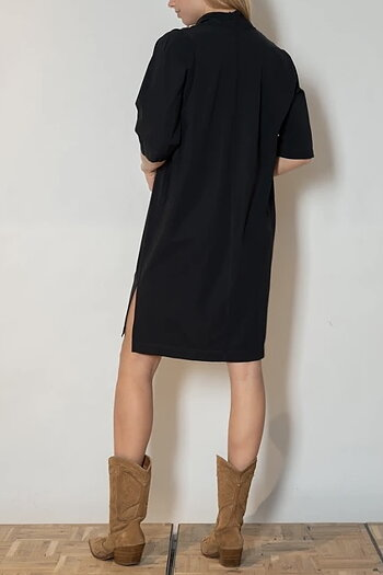 Penn & Ink NY  Dress Black