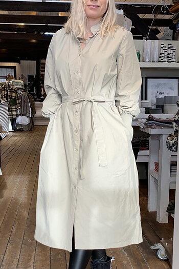 Levéte Room - Marilyn Dress Sand