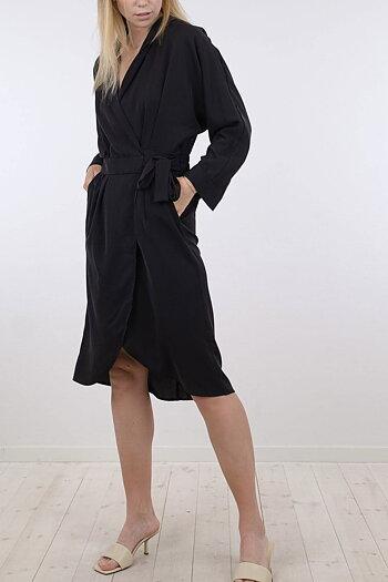 Neo Noir -Darcy Dress Black
