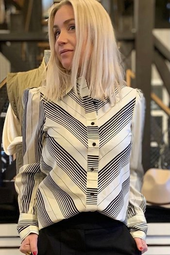 Levéte Room - Lilja Blouse Off White