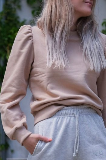 Neo Noir - Taylor Sweatshirt Camel