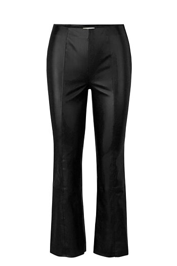 Levéte Room - Gloria 3 Leather Pants Black