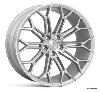 "19"" Veemann V-FS41 Silver/pol 5/108"