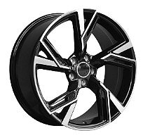 "20"" 6RS Black/pol 5/112"
