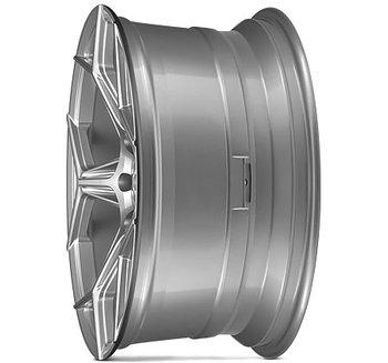 "19"" Veemann V-FS40 Silver/pol 5/108"