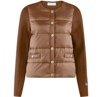 Busnel IVA Down Jacket, Cinnamon