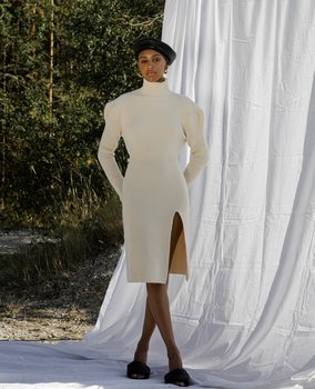 ADOORE St Mortiz Dress White