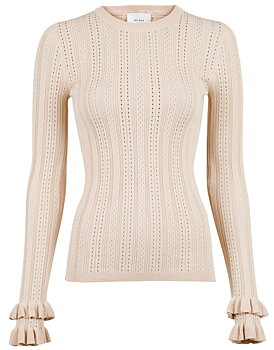 Neo Noir Gomes Knit, Sand