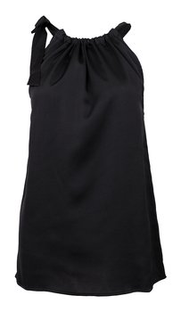 Neo Noir Linea Top, Black