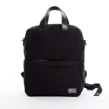 ALVIN BLACK –  diaper backpack