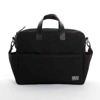 JUNI BLACK –  diaper bag