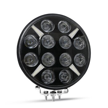 "AR 9"" 120W LED Extraljus - 2-pack"
