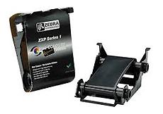 Zebra ZPX1 färgband svart för 1000 kort