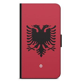 iPhone 7 Plånboksfodral - Albanien
