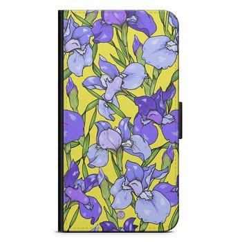 iPhone 7 Plånboksfodral - Irisblommor