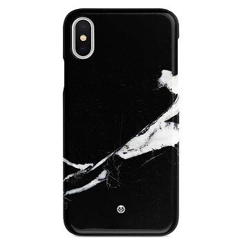 iPhone X / XS Premium Skal - Minimalistisk Marmor