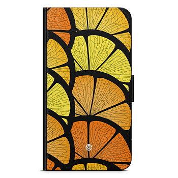 iPhone 7 Plånboksfodral - Citrus