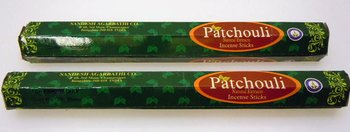 Rökelse PATCHOULI 2 pack