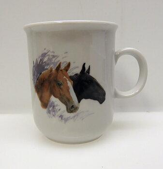 Mugg med Häst huvud 02B