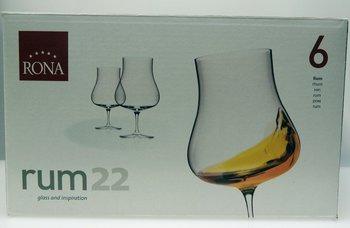 Avecglas UNI/Rom  Whiskey eller Rom provarglas 22 cl